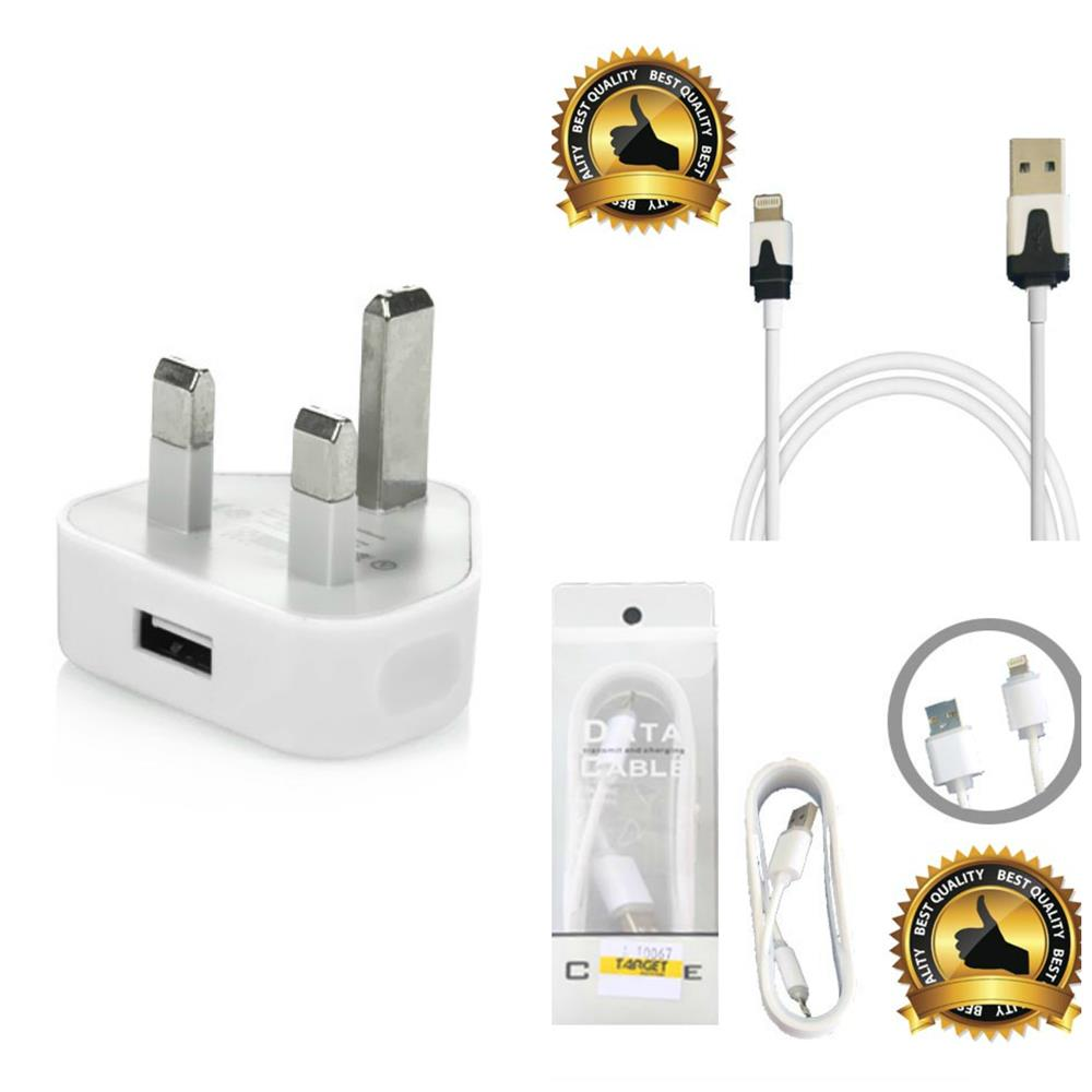 buy online 433ea 78664 USB Power Adapter Charger iPhone 5/5s/6/6s/7/7s/iPad