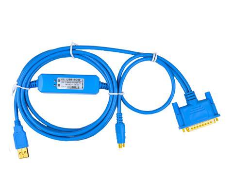 USB-SC09 USB PLC Programming Cable (end 11/20/2019 11:15 AM)