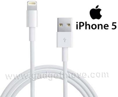 Usb Sync Data Charging Lightning Cable Le Iphone 5 Ipad Mini 4