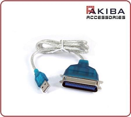 USB to 36p Parallel IEEE-1284 Printer Cable