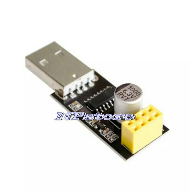 USB to ESP8266 WIFI module adapter board computer phone WIFI wireless