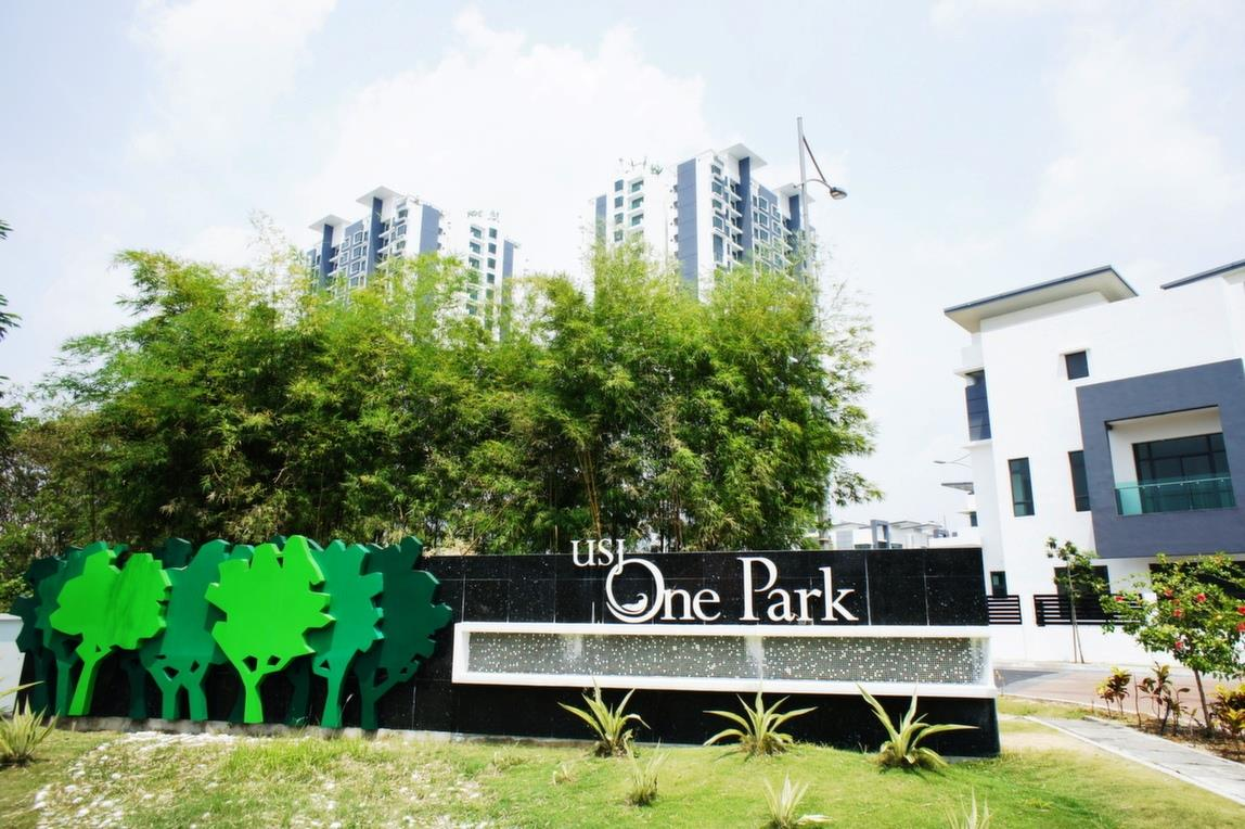 USJ One Park Condo for sale, 2 car parks, USJ 1, Subang Jaya