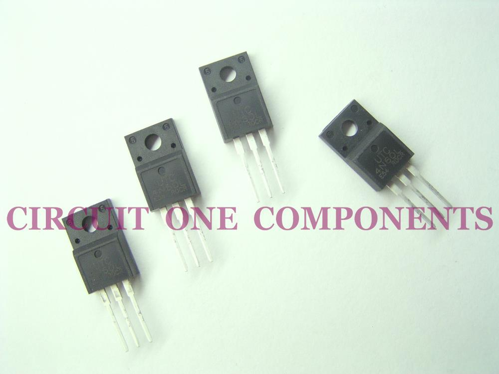 UTC4N60L N-Channel MOSFET 4A 600v - Each