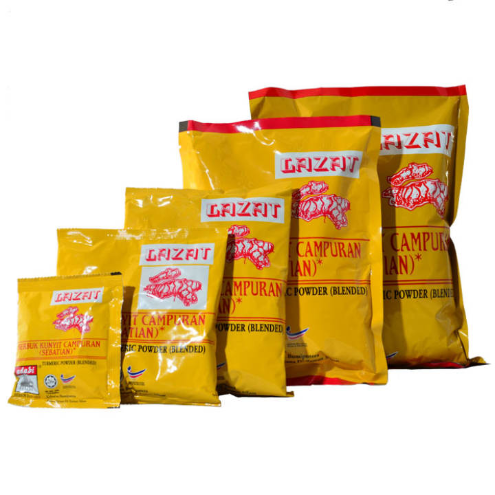 UU Adabi Turmeric Powder Blended 250g