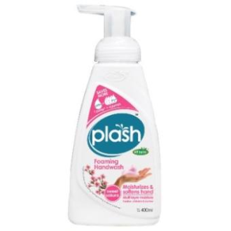 UU Plash Foaming Handwash Sweet Sakura 400ml TC