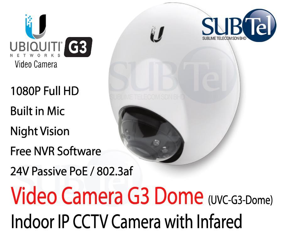 Ubiquiti Camera Software