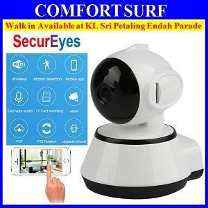 3dbc99be2f0 V380 Mini WiFi Wireless CCTV Home Security HD 720P P2P IR IP Camera. ‹ ›