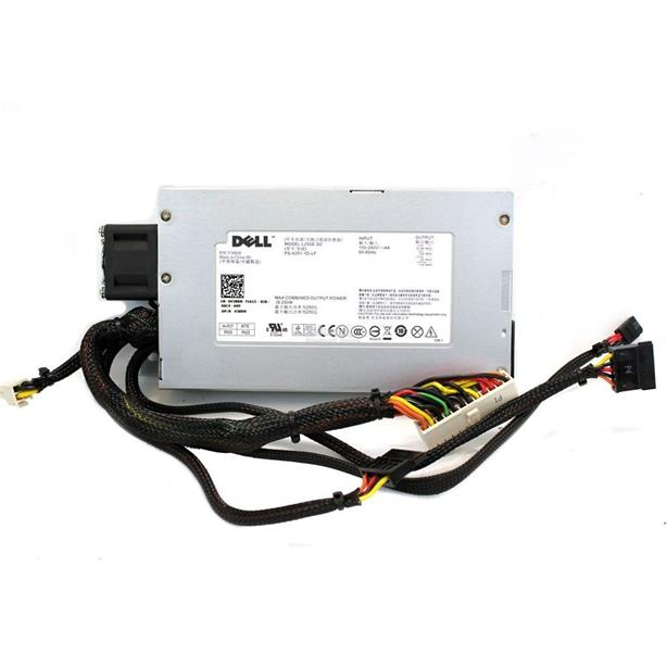 V38RM DELL 250W POWER SUPPLY NON-RDNT LTON V1W/ CABLES