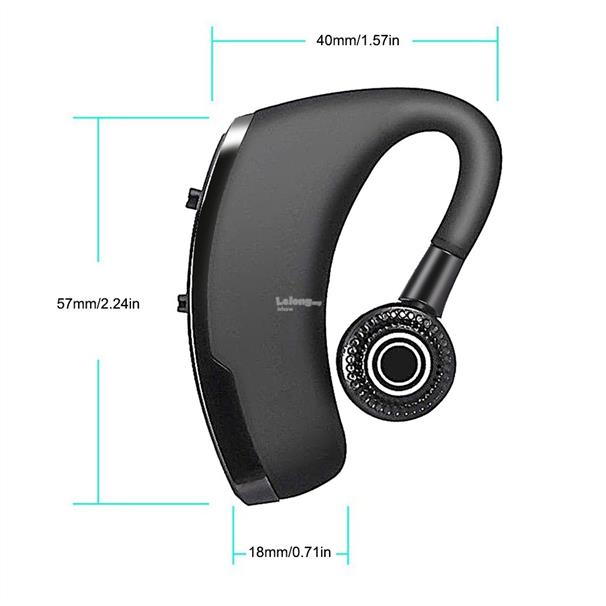 V9 Business CSR Bluetooth Headset Wireless Stereo Hands-free Headphone