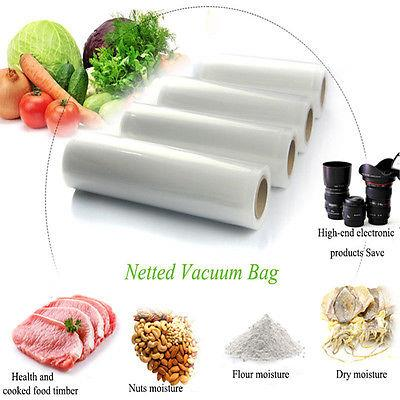 Vacuum Food Sealer Saver Seal Bag Storage Rolls 28cm*500cm