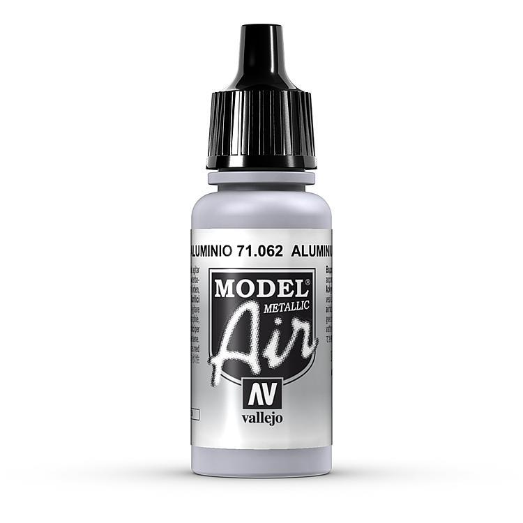 Vallejo Paint - Model Air 71.062 Aluminium