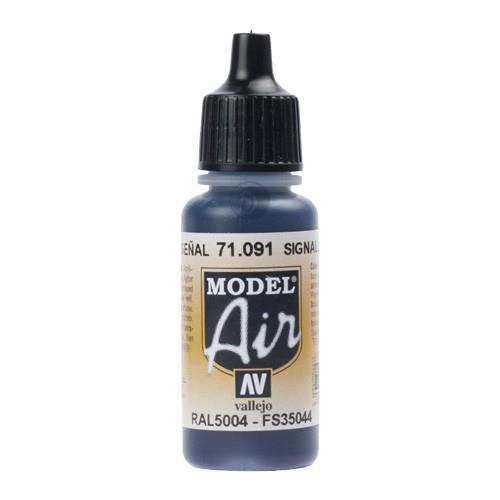 Vallejo Paint Model Air 71.091 Insignia Blue