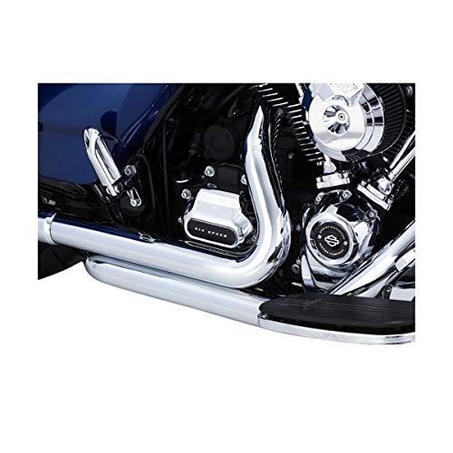 Vance and Hines Dresser Duals Headers For Harley Davidson Touring 2017 Chrome