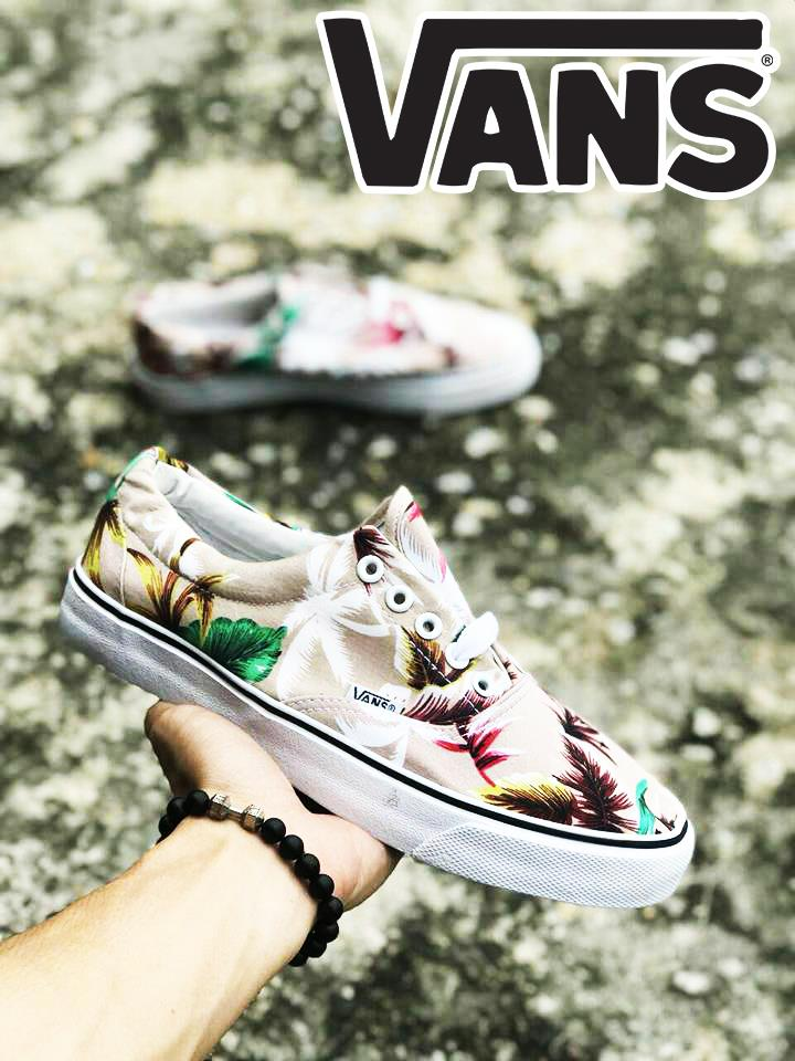 Vans Floral Limited Edition Shoe (end 11 3 2019 7 15 PM) 1612839ba4