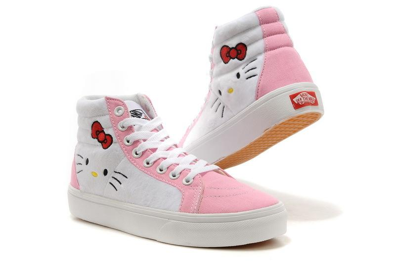 0cae7dc36d VANS SHOES HELLO KITTY SHOES SPORT SH (end 8 5 2020 6 15 PM)