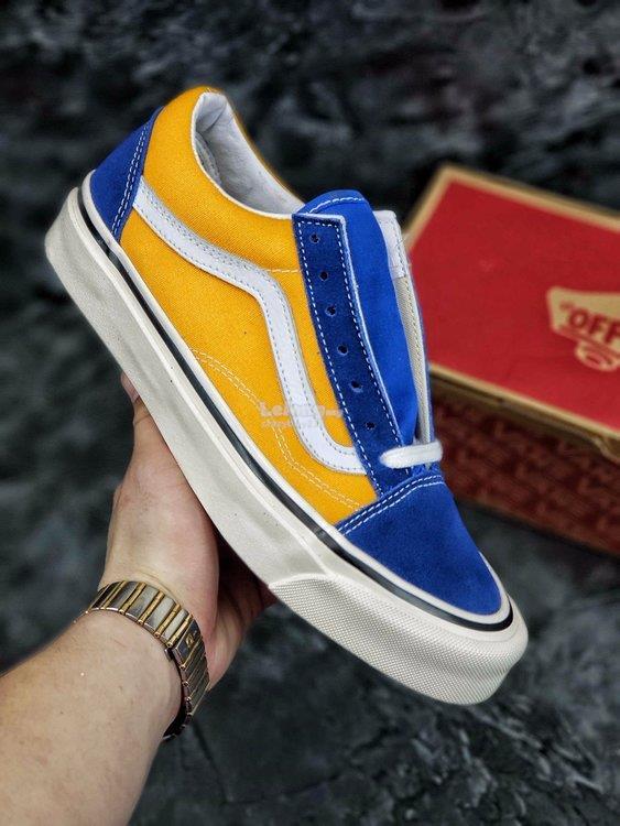 f979c1e8890 VANS OLD SKOOL blue yellow (end 5 24 2019 1 15 PM)