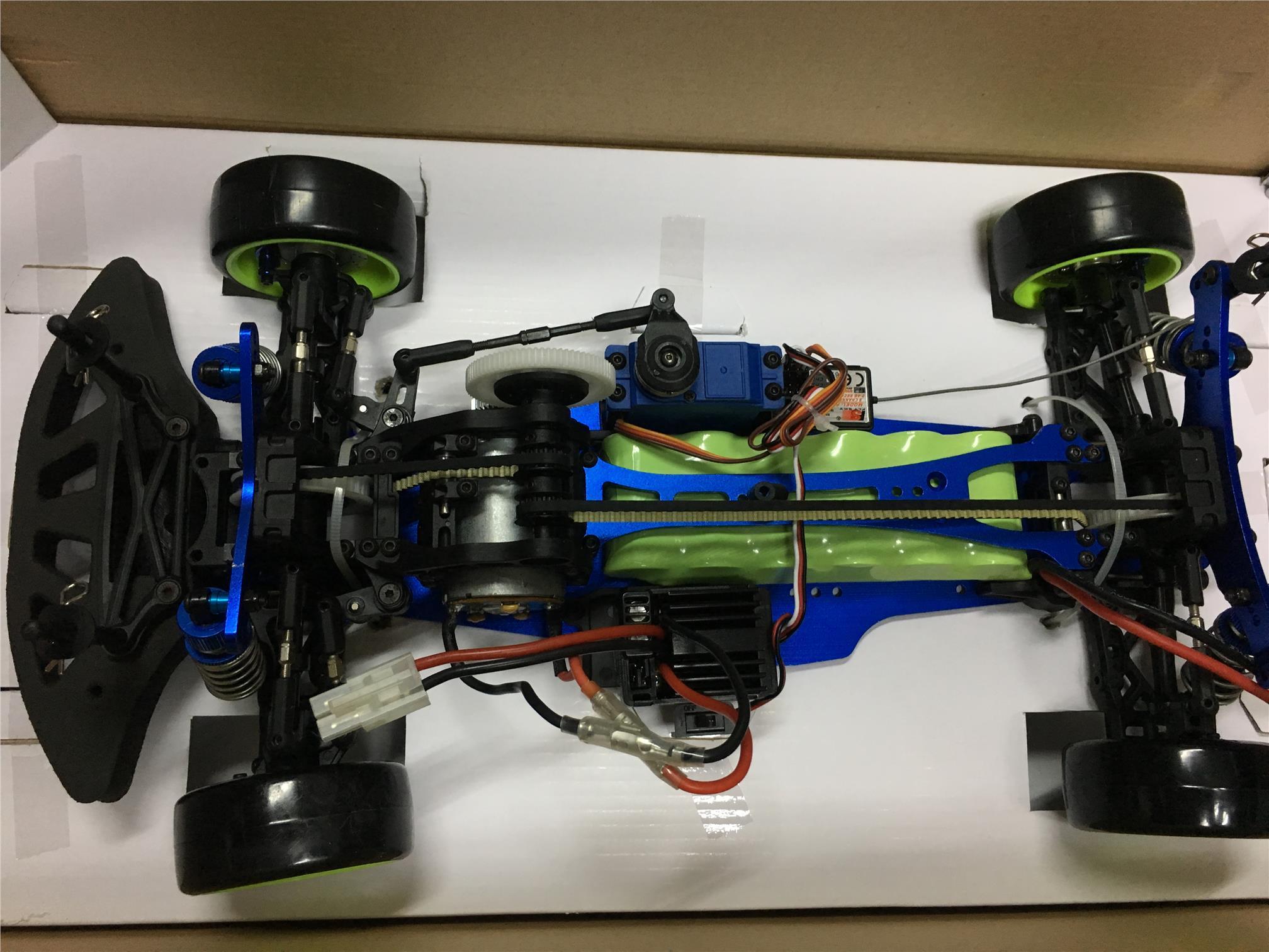 Vantex Yokomo 1 10 Rc Car Drift Rtr End 10 31 2017 6 15 Pm