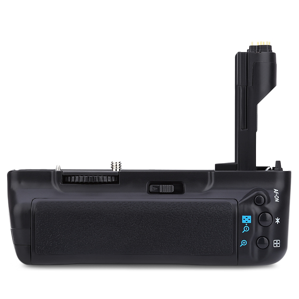 VELEDGE BG 1D PROFESSIONAL VERTICAL CAMERA BATTERY HANDLE GRIP FOR CAN..