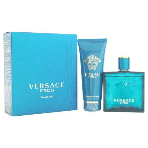 Versace Eros by Versace for Men Gift Set Perfume Cologne