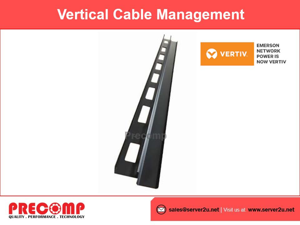 Vertical Cable Management (SCABLEMNVRT48-SNB)