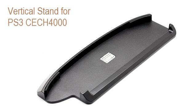Vertical Stand Base Holder for PS3 CECH4000