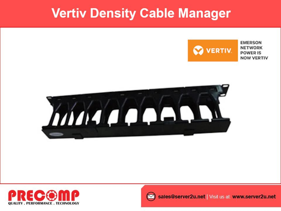 Vertiv Density Cable Manager (SCABLEMNRHD2U)