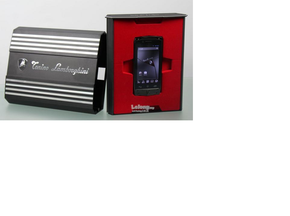 VERTU Tonino Lamborghini Antares With FULL PLATINUM BOX (GOLD)