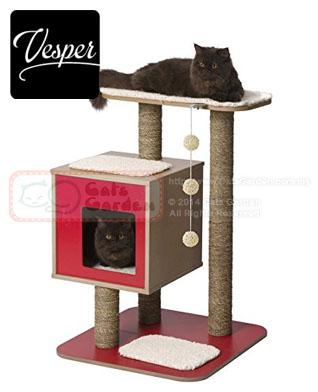Vesper Cat Tree V Base Red End 2 2 2019 3 15 Pm