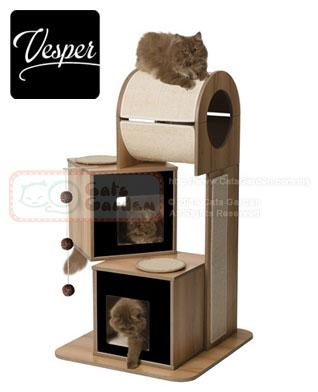 Vesper Cat Tree V Tower Walnut End 2 2 2019 3 15 Pm
