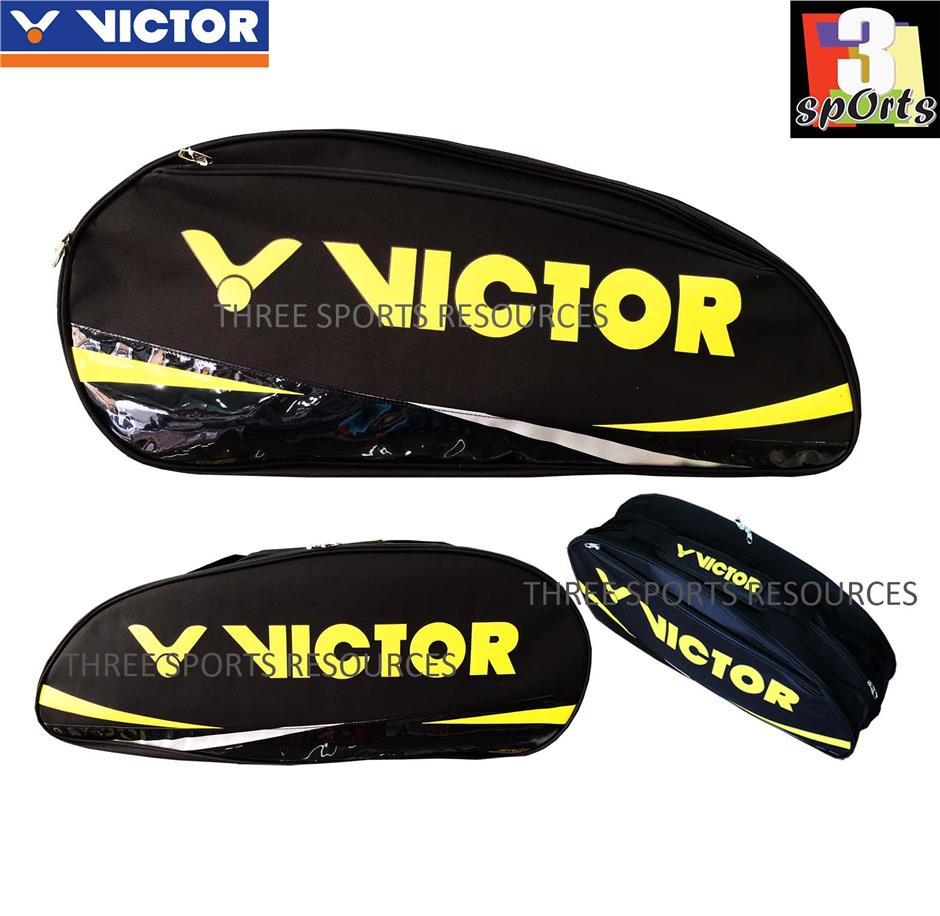 VICTOR BR5202 Black Badminton Bag