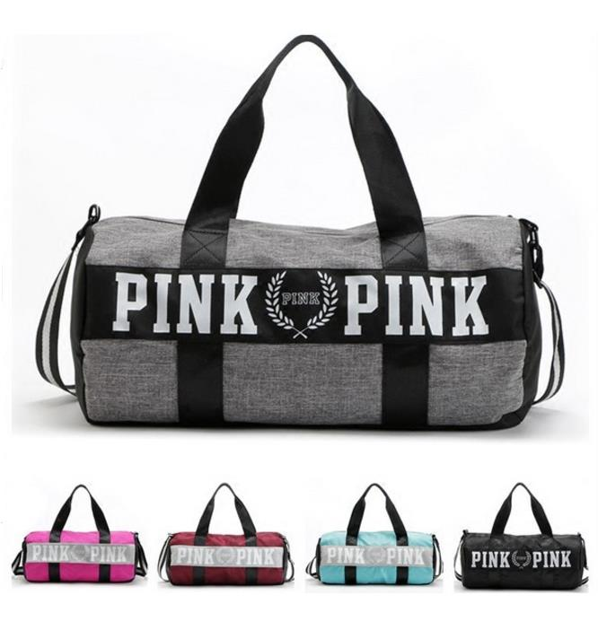 Victoria S Secret Pink Waterproof Travel Bag Ready Stock