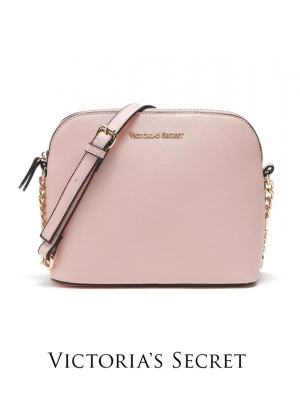 Victoria S Secret Crossbody Bag Light Pink Vchb 212