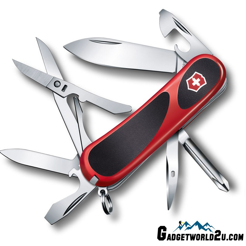 Victorinox EvoGrip 16 Red/Black Multitool 2.4903.CB1