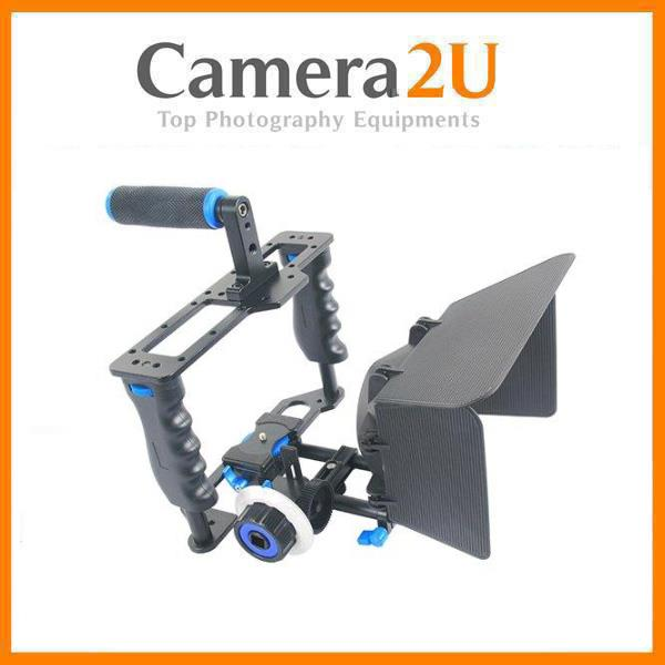 Video Rig / Cage Kit Set For Digital DSLR Camera Video Rig YC200
