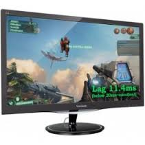 VIEWSONIC LED GAMING 23.6' MONITOR VGA/HDMI/DP/SPK/VESA/ (VX2457-MHD)