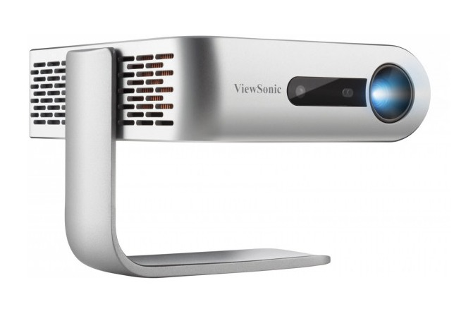Viewsonic M1+_G2 PROJECTOR PORTABLE LED WVGA (854X480) 300 LUMENS BUIL