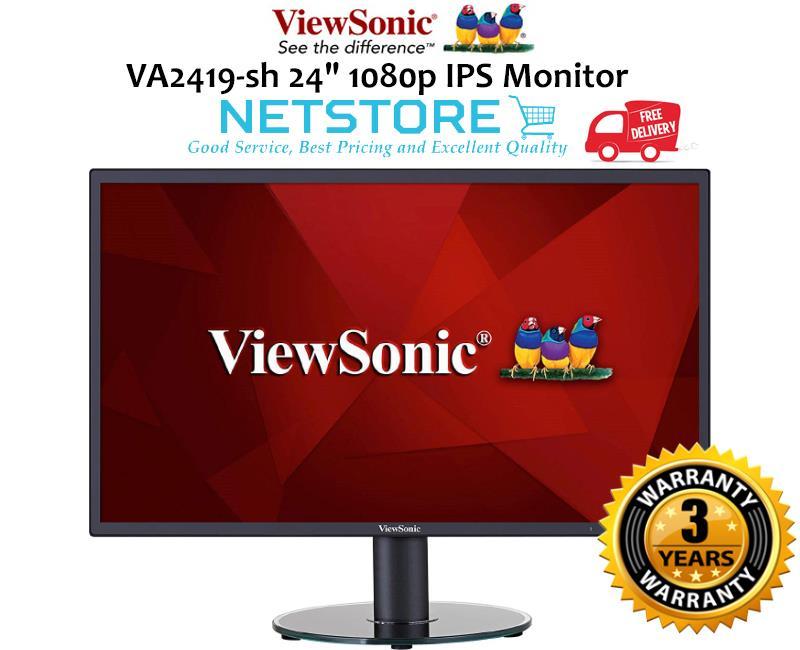 Viewsonic VA2419-SH 24' 1080p IPS MONITOR