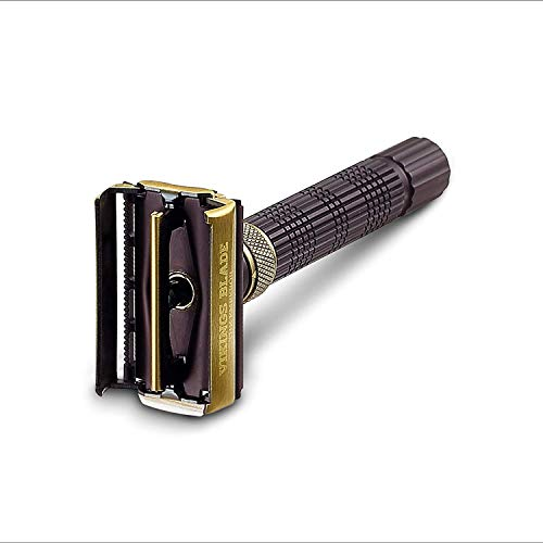 VIKINGS BLADE The Emperor 'AUGUSTUS' Adjustable Safety Razor (AUGUSTUS Edition