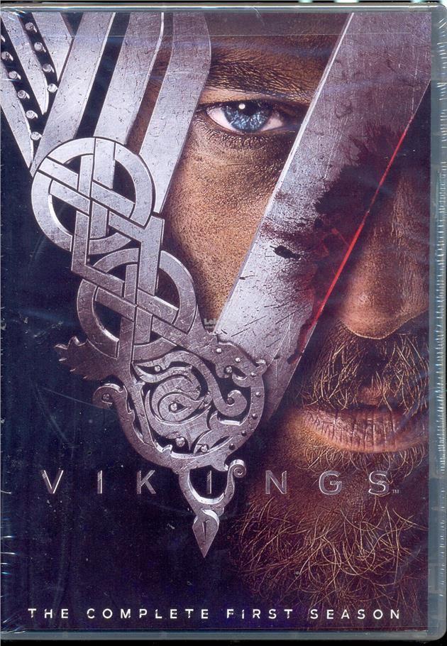 Vikings - The Complete First Season - New DVD
