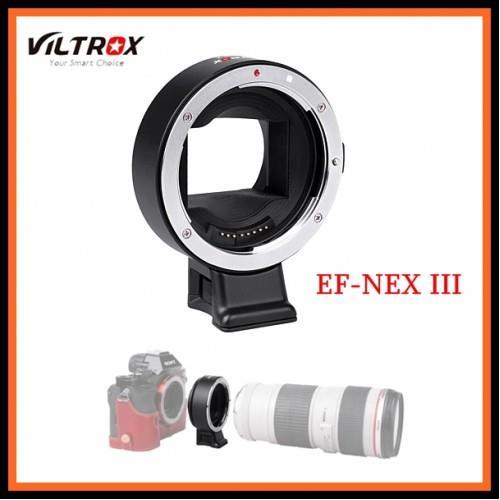 VILTROX EF-NEX III Adapter mount Can (end 6/30/2018 4:07 PM)