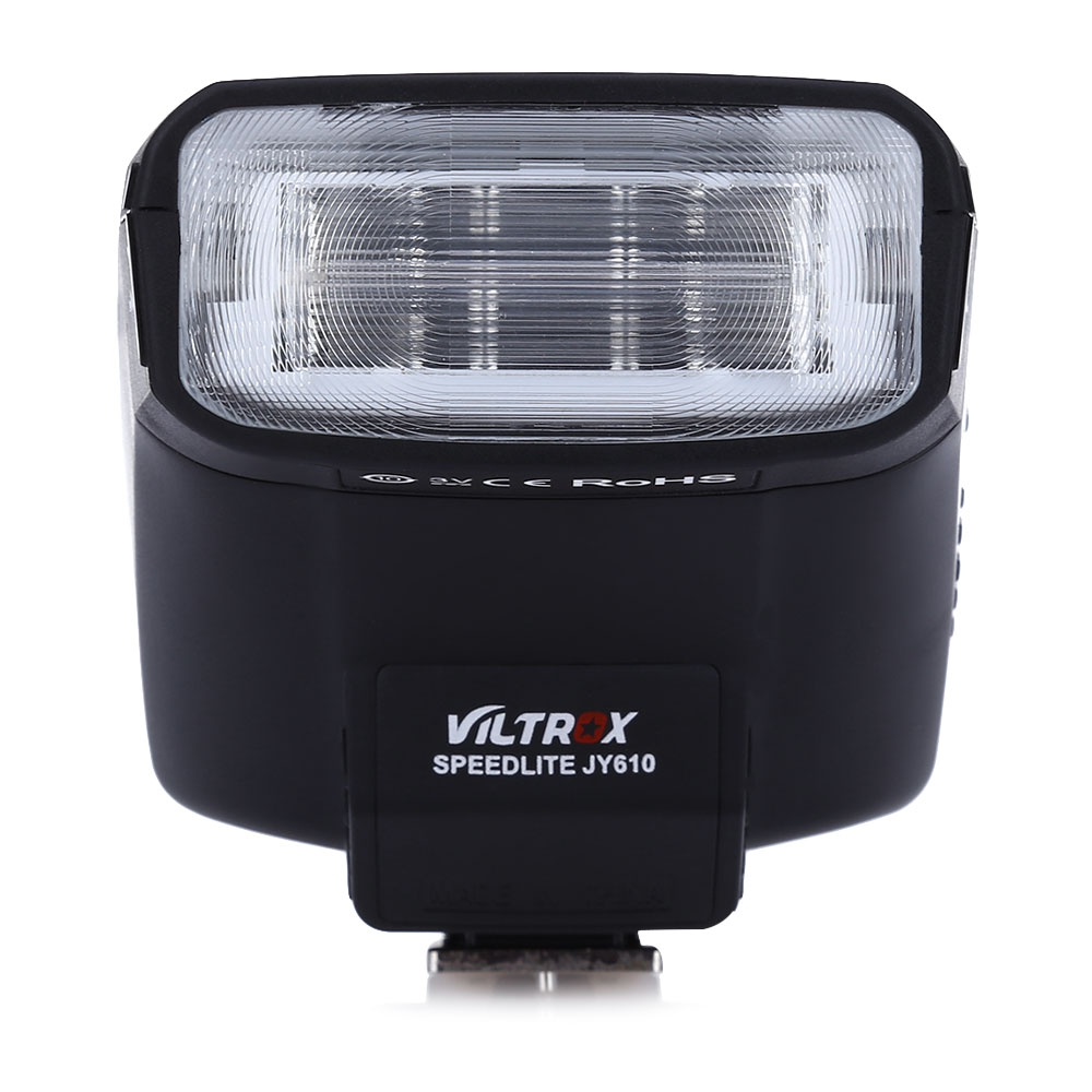 VILTROX JY - 610 UNIVERSAL MINI FLASH SPEEDLITE LIGHT FOR ANY DIGITAL ..