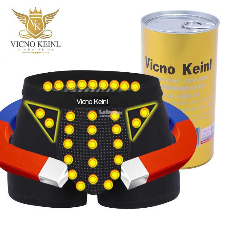 Vince Klein VK 16th Gen 42 Magnets Health Therapy Men Underwear Boxer