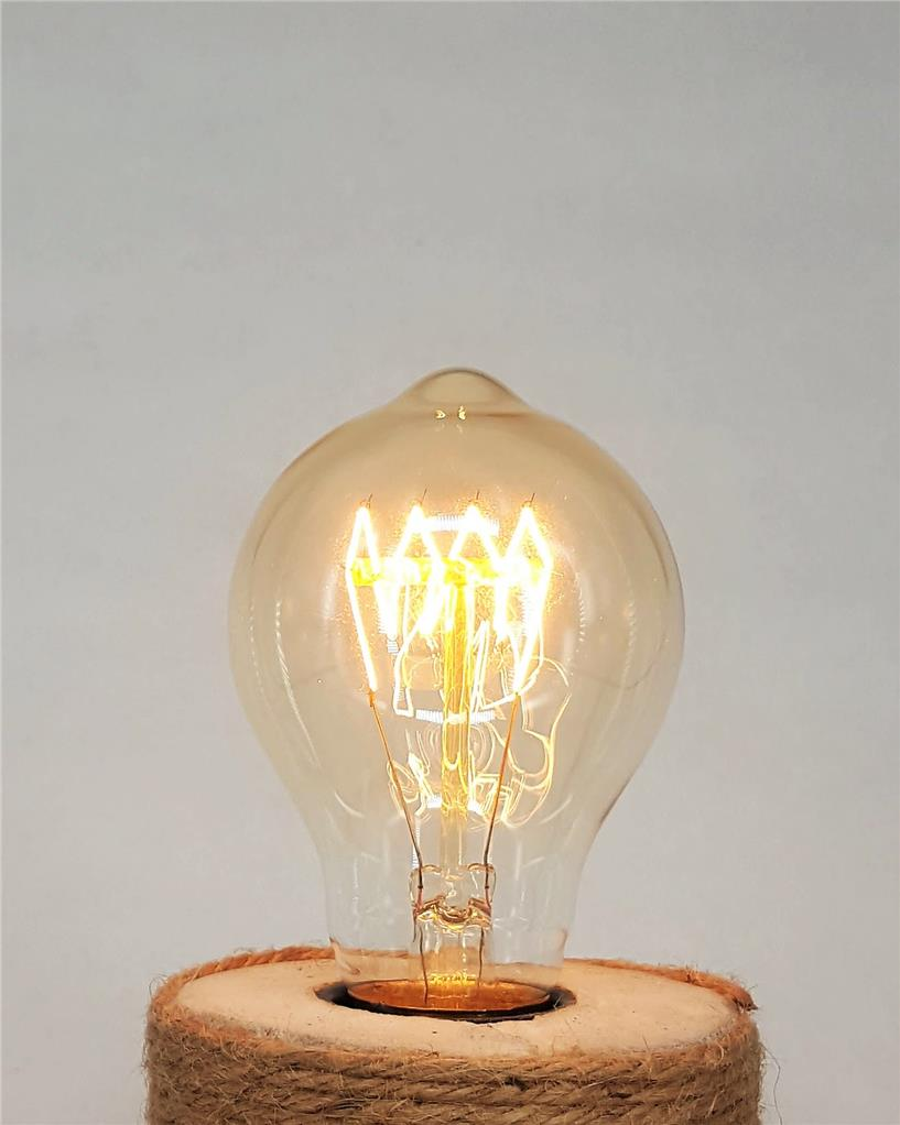 Vintage Lighting A19 Edison Light Bulb E27 Base 40W 220V & Vintage Lighting A19 Edison Light Bu (end 11/1/2018 3:20 PM)