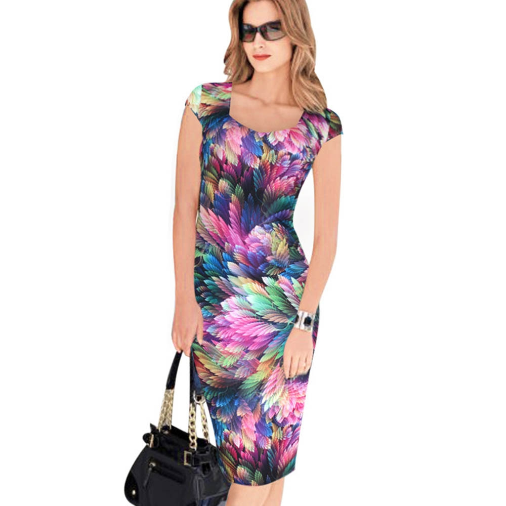 Work Dresses With Cap Sleeves Down To Earth Bali