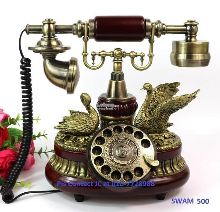 Проводные телефоны ретро