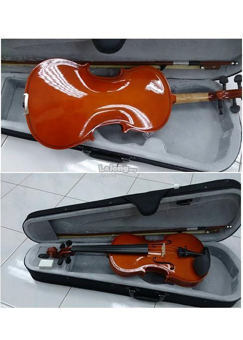 New Violin free Hardcase, Bow and Rosin