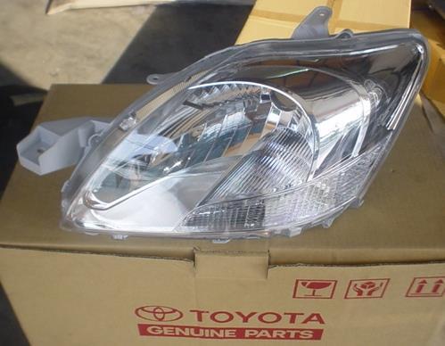 Toyota Vios NCP42 2006 Head Lamp Left Hand Depo