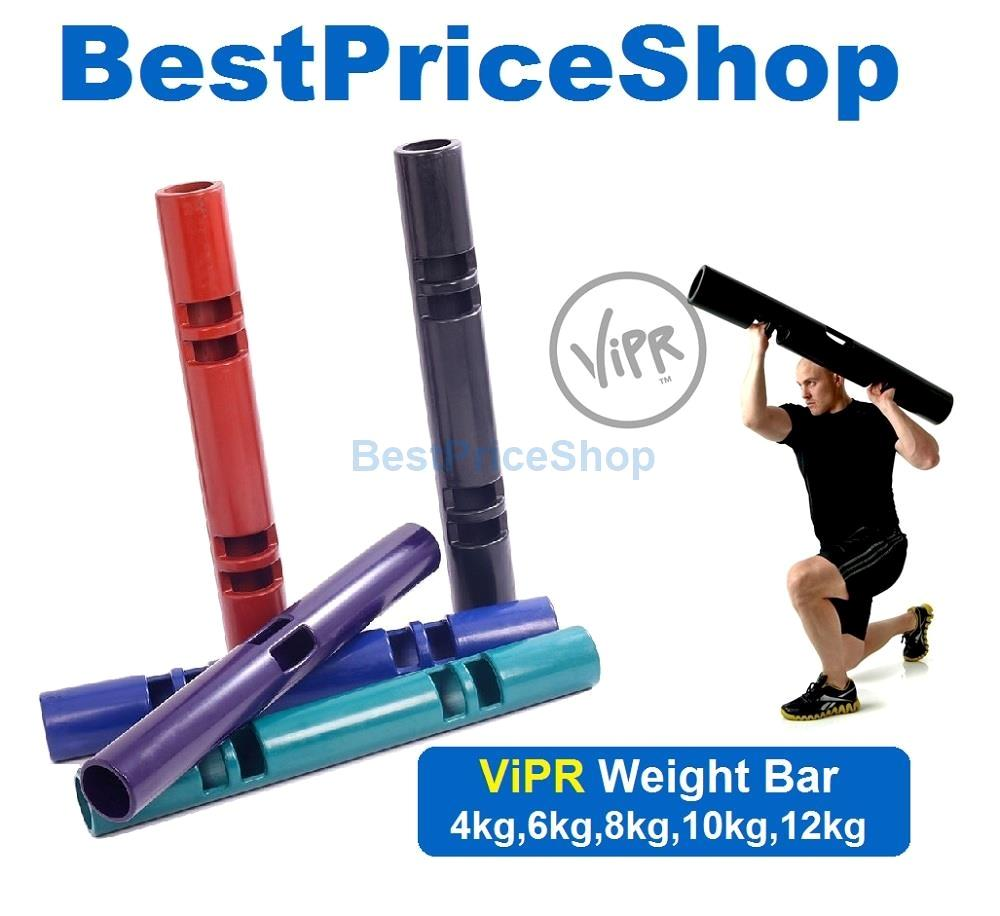 ViPR Exercise Equipment for Burn Fat Gym Fitness Tube Viper Weight