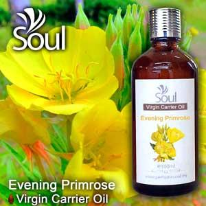 Virgin Carrier Oil Evening Primrose - 100ml