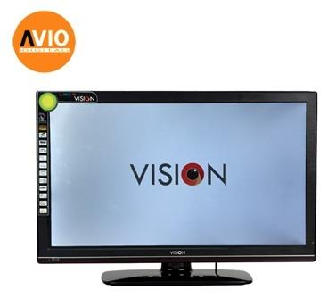 Vision LED-242RM 242RM 242 24' 24 inch LED TV HDMI VGA